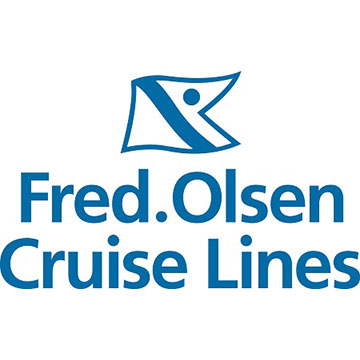 Fred Olsen Cruise Lines, our partner for cruises