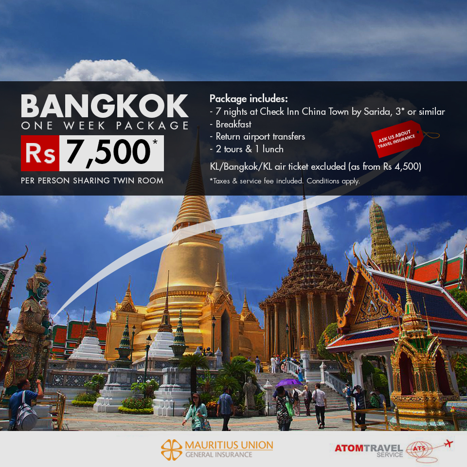 Thailand Budget Tour Packages