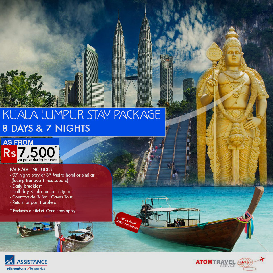 Kualalumpur Travel Tour Private Day Tours