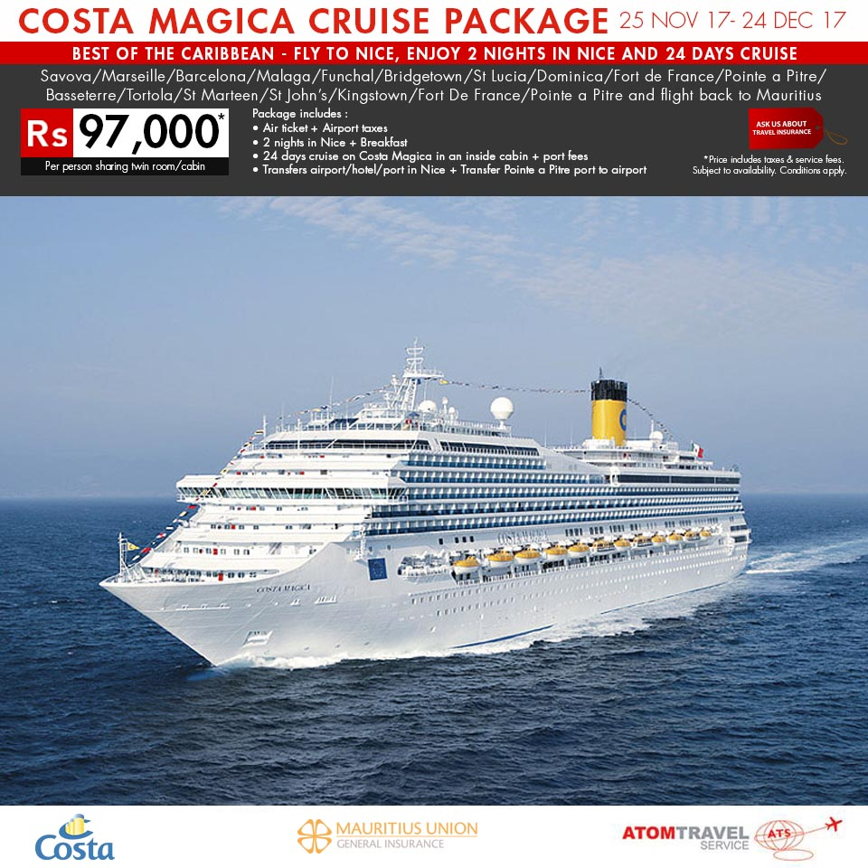 Cruises Archives  Atom Travel