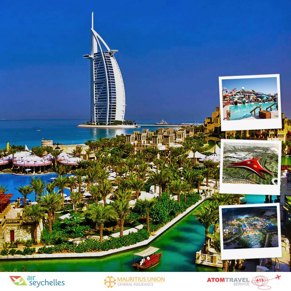 Air Travel Dubai