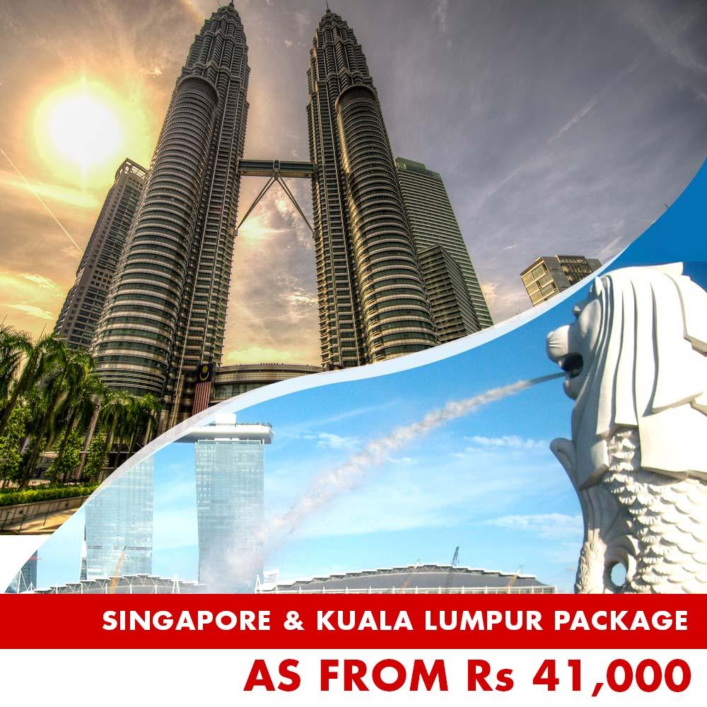 Singapore Amp Kuala Lumpur Package 27 Nov 07 Dec 2017