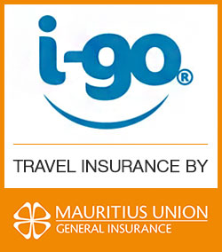iGo - Mauritius Union insurance for travellers