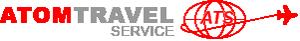 Atom Travel Logo