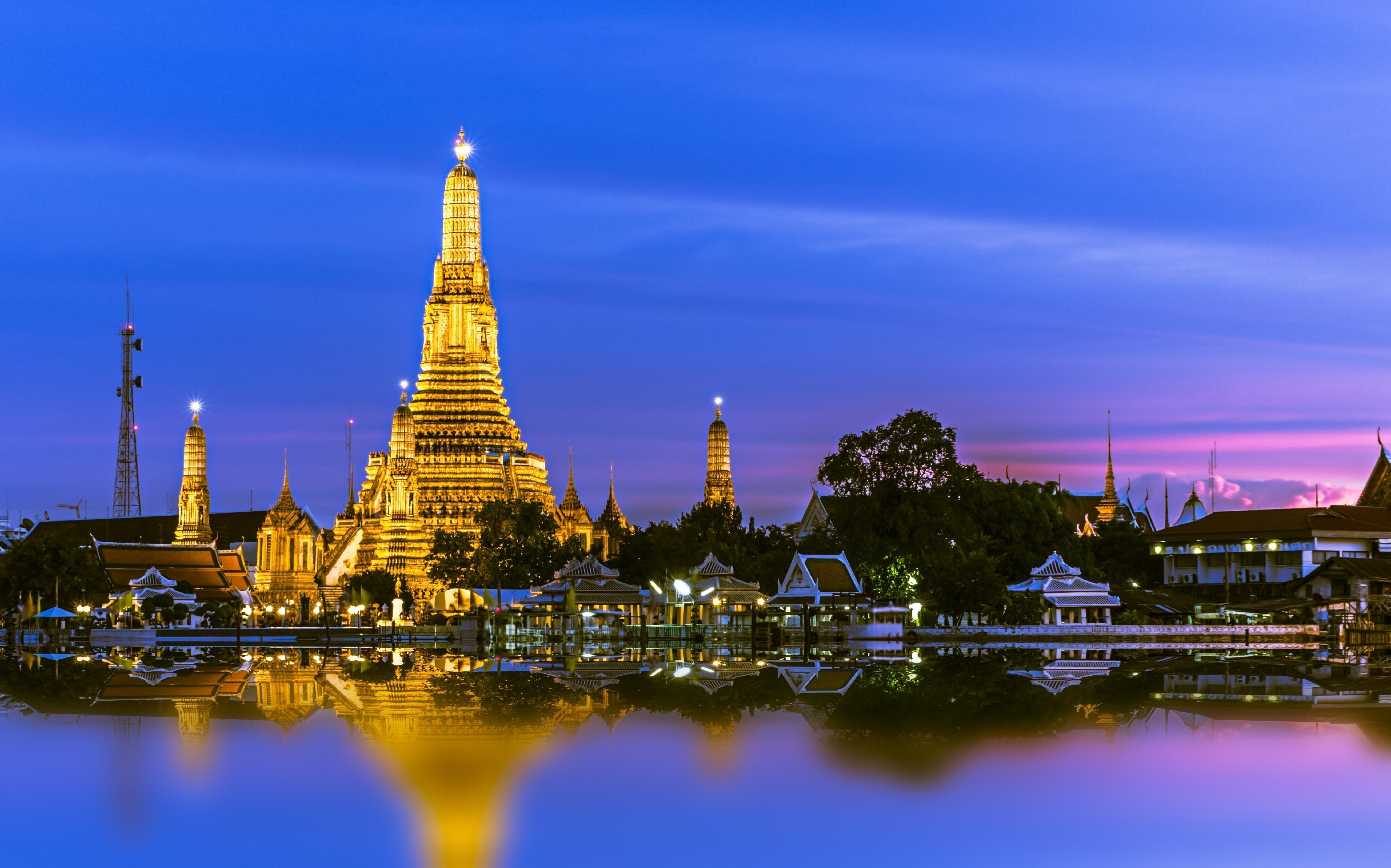 Bangkok Temple Tour Package