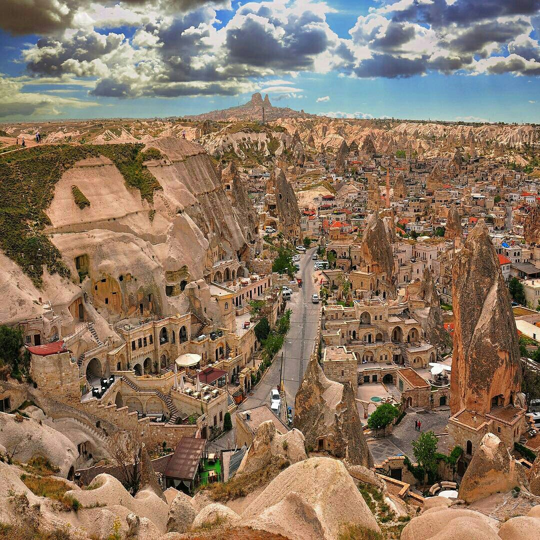 Exciting Cities Istanbul Amp Cappadocia 6 Nights 7days