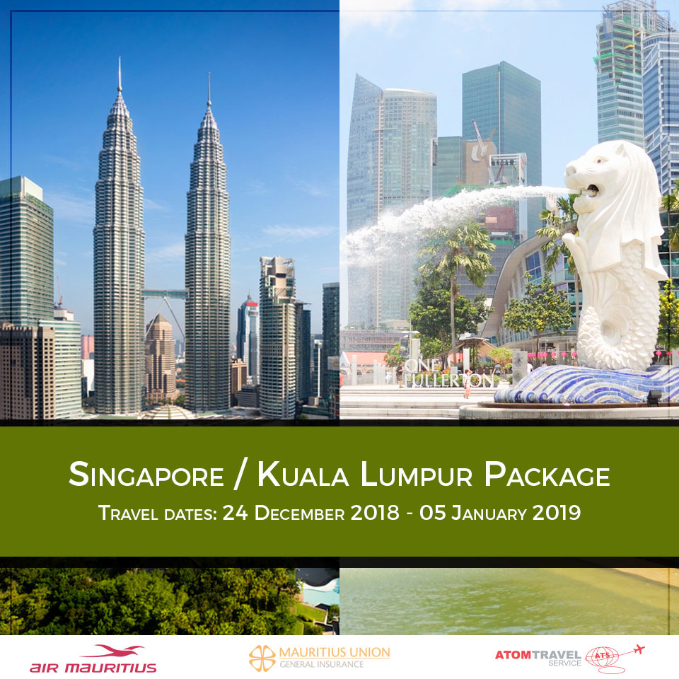 Singapore / Kuala Lumpur (24 Dec 2018)