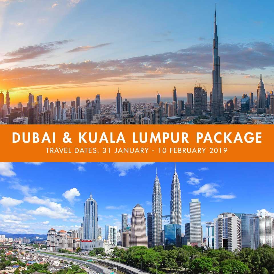 cheap deals to dubai january 2019