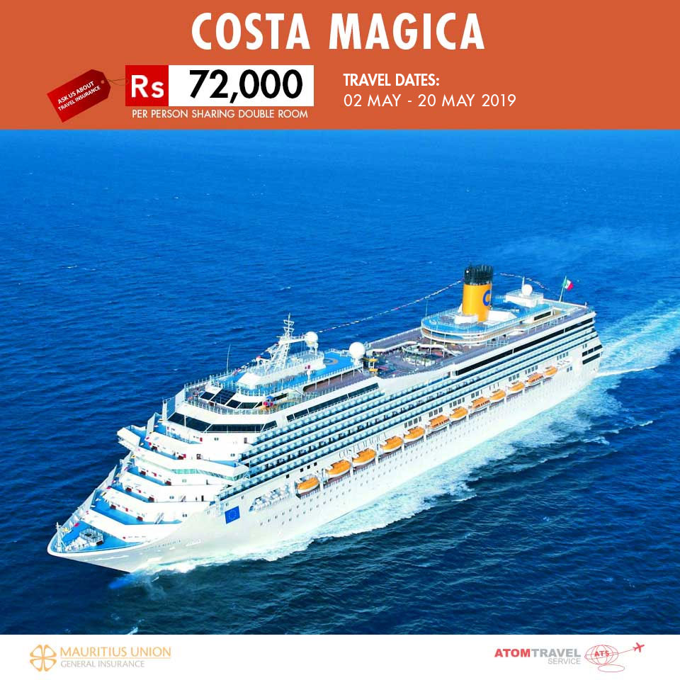 Cruise Packages At Atom Travel