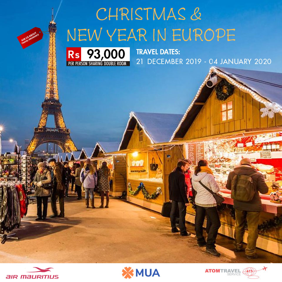 Runescape Christmas 2019.Christmas New Year In Europe Expat Explore Atom Travel
